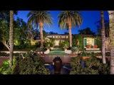 Hacienda De Las Palmas  luxury Equestrian Monterey Spanish-style Home in San Diego California