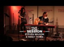 "Session Steven Wilson Ninet Tayeb mit ""Pariah"""