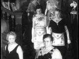 Women Freemasons In London (1939)