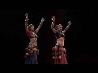 Kristine Adams and Kae Montgomery Improv@Gala Show Tribal Umrah 2016