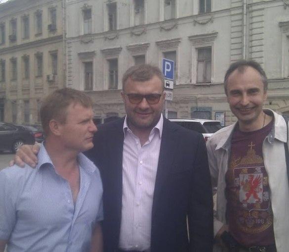 Нападение на Навального совершил агент ФСБ Петрунько, участвовавший в захвате Харьковской ОГА, - журналист - Цензор.НЕТ 9282