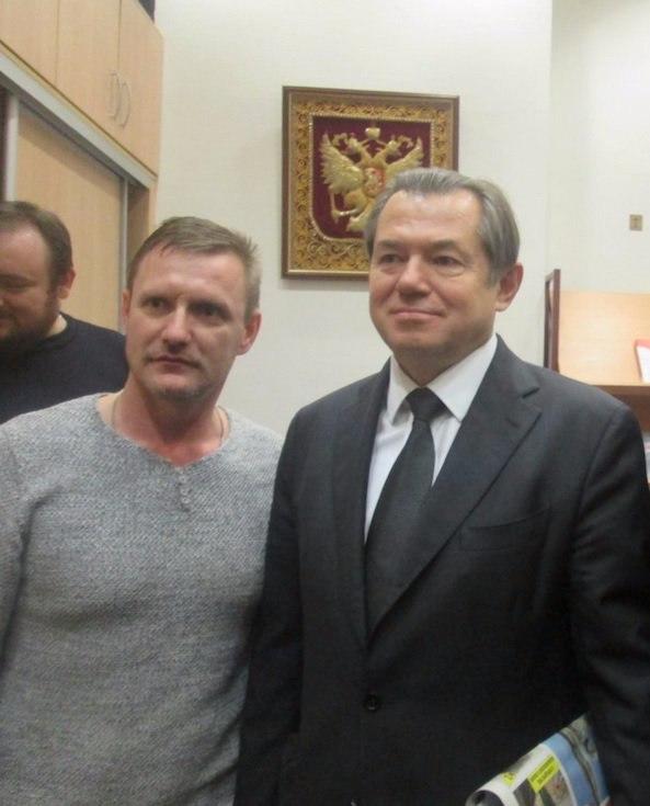 Нападение на Навального совершил агент ФСБ Петрунько, участвовавший в захвате Харьковской ОГА, - журналист - Цензор.НЕТ 6374