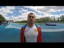 Российские легкоатлеты на сборе в Новогорске