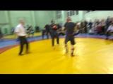 Свистков Никита 2 бой 2 раунд