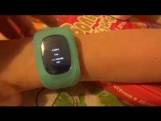 Как принимать звонки и отправлять голосовые сообщения на  Smart baby watch Q50 ( 87751720559 Telegram)