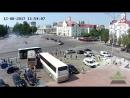 Як карають любителів дрифту на Красній площі?