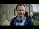 Mark Gatiss takes us behind the scenes of the The Six Thatchers Christening scene... #Sherlock