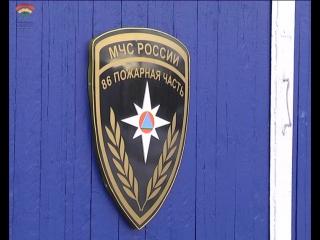 Алексей Лактюнин - ПНК 86 пожарной части г.Тосно удостоен Благодарности председателя Законодательного Собрания Ленобласти
