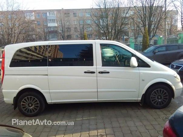 Mercedes-Benz Vito, 2007г. Цена: 8390 грн./мес. в г.Луцк№: 270012 Me