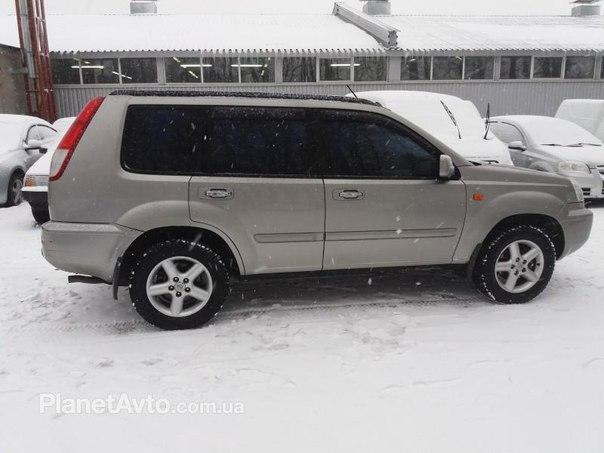 Nissan X-Trail, 2003г. Цена: 6325 грн./мес. в г.Полтава№: 269923 Nis