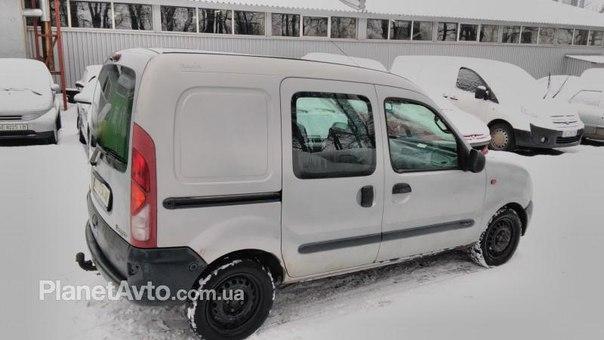 Renault KANGOO, 2001г. Цена: 2302 грн./мес. в г.Полтава№: 269936 Ren