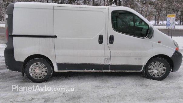 Renault Trafic(груз), 2006г. Цена: 5558 грн./мес. в г.Винница№: 2699