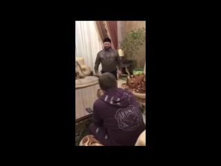 Галустян и Кадыров встретились ![ОдноКавказцы]