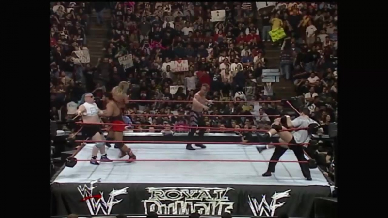 1999 - Royal Rumble Match
