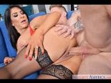 Raven Hart - Big Tits,  Black Hair,  Blow Job,  Cum in Mouth,  MILF