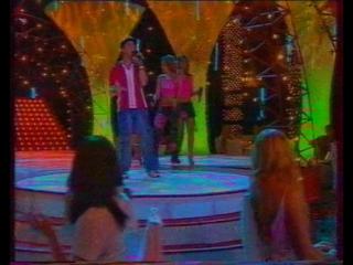 Летний Вечер (ОНТ+Первый, 2004) Отпетые Мошенники и Сливки - Моя звезда +Плашка Далее
