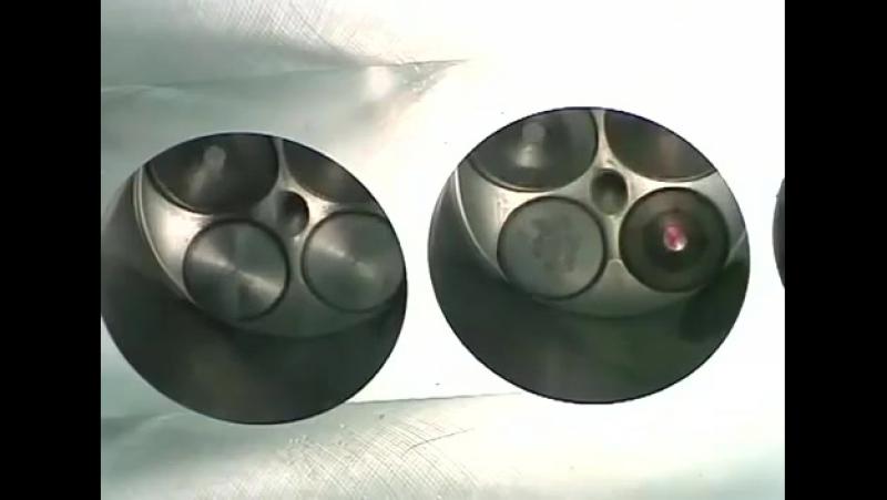 Что происходит с клапанами на 14000 об_мин