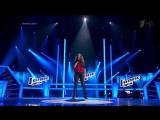 Анна Мошкорина - Nothing Else Matters - Песня на вылет Голос Дети 3 2016