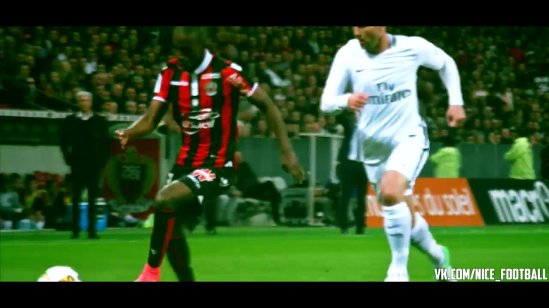 Mario Balotelli vs PSG|BAGER| vk.com/nice_football