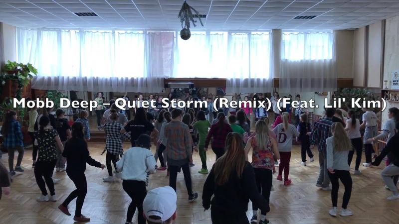 Mobb Deep – Quiet Storm (Remix) (Feat. Lil' Kim) Choreography Dmitriy Pristash
