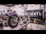 Капиталка Harley-Davidson Sportster