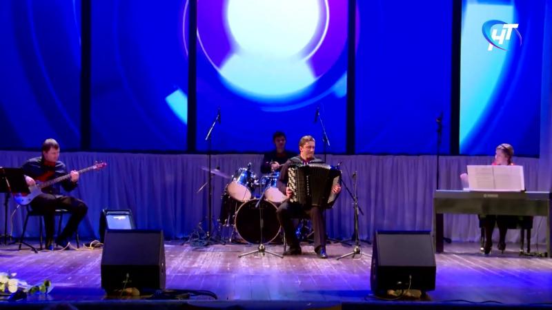 Поиграли 8 марта баян фортепиано гитара ударные Филармония Музыканты Великий Новгород концерт,корпоратив,свадьба,праздник,юбилей