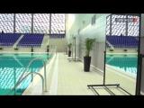 Центр синхронного плавания построили в бывшей промзоне «ЗИЛ»
