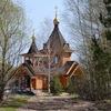 Храм святой блаженной Матроны Анемнясевской
