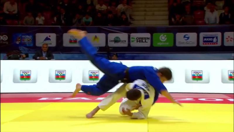 Rustam Orujov Judo Highlights 2015
