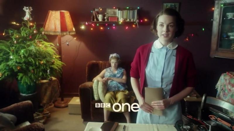 Трейлер к рождественскому выпуску «Вызовите акушерку» (2013)