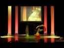 M.O.Con 22.10.2016 - Юльфина, г.Челябинск Танец с веерами Пламя