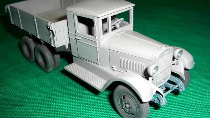 ЗиС-6, ARK-models, 1/35