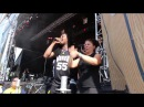Waka flocka thought the sign language interpreter was dancing and starts dancing with her
