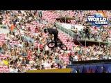 Brian Fox's Triple Hit Redemption at Nitro World Games 2017 // insidebmx