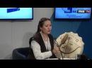 Алтайская шаманка Алла Громова в программе Утро на Балткоме MIXTV