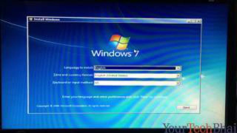 How to Fix A DIsk Read Error Occurred Press CtrlAltDel to Restart Windows 7