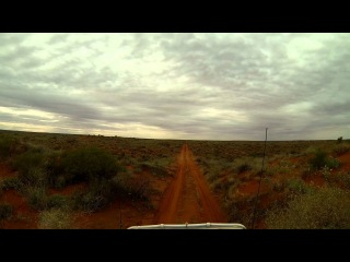 Video 349 - Simpson Desert - Rig Road Campsite to the Colson Track T/O