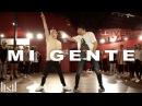 MI GENTE - J Balvin Dance | Matt Steffanina ft Josh Killacky