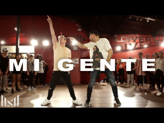MI GENTE - J Balvin Dance | Matt Steffanina ft Josh Killacky