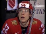 ЧМ по хоккею 2006, 14 финала Россия - Чехия