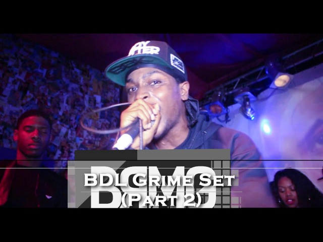 BDL Grime Set (Part 2): JME, Scrufizzer, Ms Banks, C Cane, Discarda Ten Dixon | BRMG