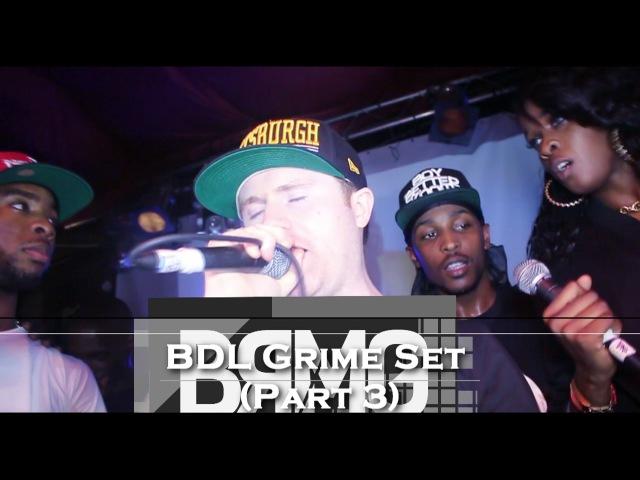 BDL Grime Set (Part 3): FLIRTA D, Shizz, Scrufizzer, Ms Banks, Villain, Discarda C Cane | BRMG