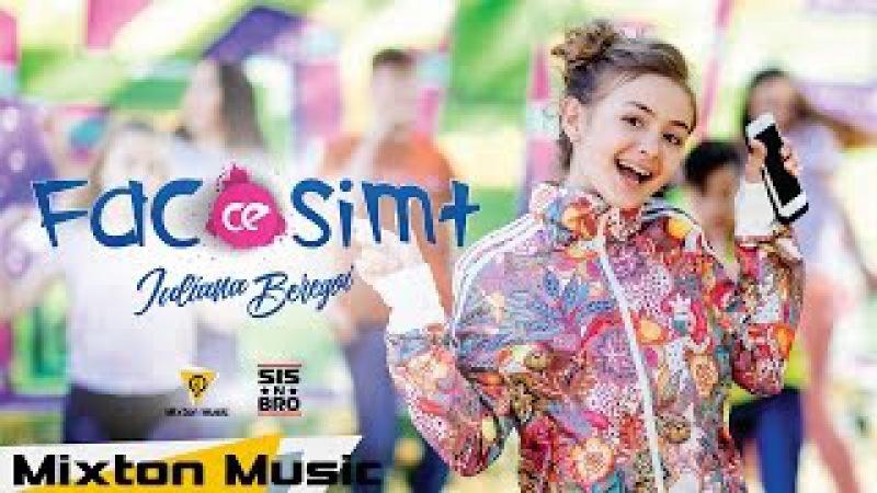 Iuliana Beregoi - Fac ce simt (Official Video) by Mixton Music