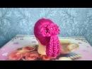 Прическа с косами для средних волос