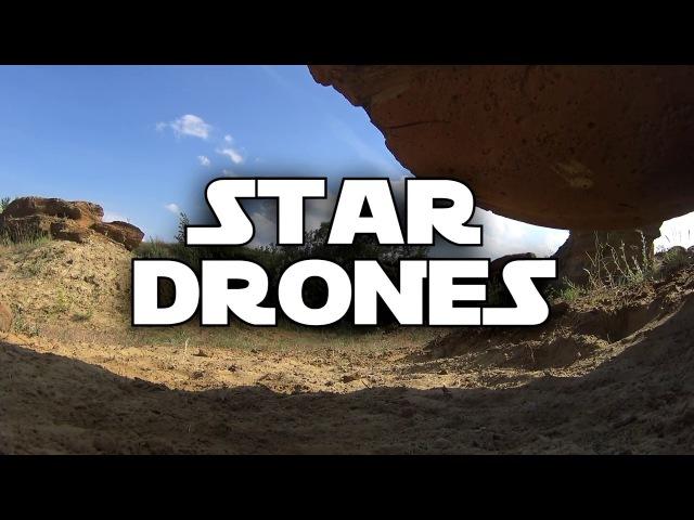 STAR DRONES STAR WARS RC PODRACER