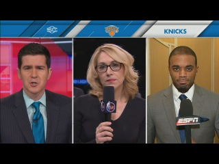 Details of Charles Oakley's incident at MSG | Clippers vs Knicks | Feb 8, 2017 | 2016-17 NBA Season