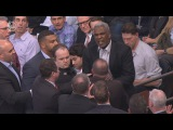Charles Oakley arrested after altercation at Clippers-Knicks Game | Feb 8, 2017 | 2016-17 NBA Season