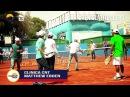 Clínica de tenis con Matthew Ebden - CNT Ecuador