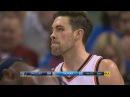 Nick Collison Injury   Grizzlies vs Thunder   February 3, 2017   2016-17 NBA Season