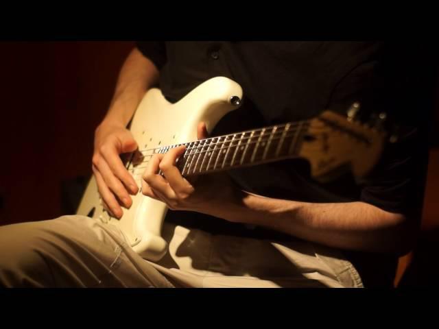 Vospi - Noones at War (guitar ambient, live)